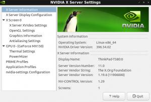 How to use GPU of MX150